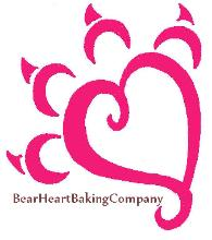 Bear Heart Baking Company logo