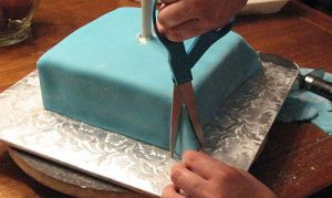 Dr. Seuss Cake Step By Step Instructions *Step 3*
