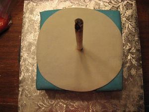Dr. Seuss Cake Step By Step Instructions *Step 4*