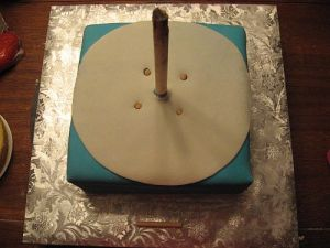Dr. Seuss Cake Step By Step Instructions *Step 5*
