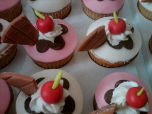 Ice Cream Sundae Cupcakes Delivered to Turkey Hill Dairy