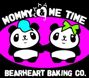 Mommy & Me Cupcake decorating at Bear Heart Baking Company